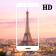 Защитное стекло для HUAWEI Honor 6A (0.3 мм, 2.5D, с белым Silk Screen покрытием)