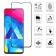 Защитное стекло для SAMSUNG A405 Galaxy A40 (2019) Full Glue (0.25 мм, 2.5D, чёрное) ЛЮКС