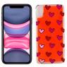Чехол U-Like Aqua Case для iPhone X/Xs Hearts