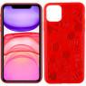 Чехол Mickey для Apple iPhone 11 Pro Max Красный
