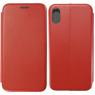 Чехол книжка U-Like Best для iPhone X/Xs Red