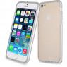 Бампер Metalic Slim для iPhone 6 Plus Silver