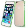 Бампер Metalic Slim для iPhone 6 Rock Green