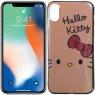 Чехол U-Like Picture series для iPhone X Hello Kitty