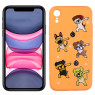 Чехол Funny Animals series для iPhone XR Orange Dogs
