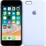 Чехол силиконовый для iPhone 6/6s Сиреневый
