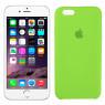 Чехол силиконовый для iPhone 6/6s Светло Зеленый