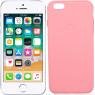 Чехол силиконовый для iPhone 6/6s Plus Розовый FULL
