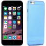 Чехол Ultra Thin Silicone Remax 0.2 mm для iPhone 6 Plus Blue