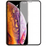 Защитное стекло TigerGlass для APPLE iPhone Xs Max//11 Pro Max (0.3 мм, 2.5D матовое, чёрное)
