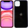 Чехол U-Like Glossy Logo series для iPhone 11 Черый