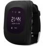 Детские умные часы с GPS трекером GW300 (Q50) Чёрный