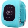 Детские умные часы с GPS трекером GW300 (Q50) Blue