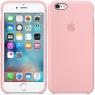 Чехол силиконовый для iPhone 6/6s Розовый
