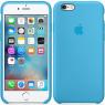 Чехол силиконовый для iPhone 6/6s Синий