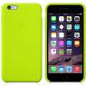 Чехол силиконовый для iPhone 7/8 Зеленый