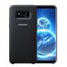 Чехол силиконовый для Samsung G950 Galaxy S8 Чёрный