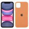 Чехол U-Like Glossy Logo series для iPhone 11 Pro Max Peach