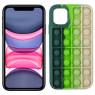 Чехол POP IT+AirTag Case для iPhone 11 Pro Max №3