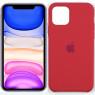 Чехол силиконовый для iPhone 11 Pro Max Вишневый