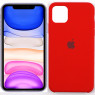 Чехол силиконовый для iPhone 11 Pro Max Красный