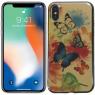 Чехол U-Like Picture series для iPhone X Butterfly