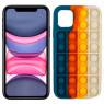 Чехол POP IT+AirTag Case для iPhone 11 Pro Max №4