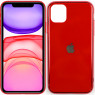 Чехол U-like Glossy Logo series для iPhone 11 Pro Max Red