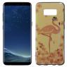 Чехол U-Like Picture series для Samsung G950 Galaxy S8 Flamingo