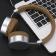 Бездротові навушники USAMS-LH series Срібло (BHULH02)