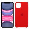 Чехол силиконовый для iPhone 11 Коралловый