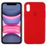 Чехол силиконовый для iPhone X/Xs Коралловый FULL