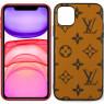 Чехол U-like Fashion series для iPhone 11 LV Large Stars Gold