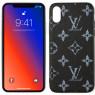 Чехол U-like Fashion series для iPhone Xs Max LV Large Stars Black