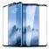 Защитное стекло для MEIZU M16 Plus (0.3 мм, 2.5D, с чёрным Silk Screen покрытием)