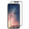 Защитное стекло для APPLE iPhone X/XS/11 Pro Full Glue (0.3 мм, 2.5D, матовое  чёрное)