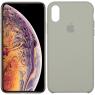 Чехол силиконовый для iPhone Xr Галька