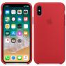 Чехол силиконовый для iPhone Xr Красный