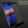 Защитное стекло для NOKIA 3.1 Full Glue (0.3 мм, 2.5D, чёрное)